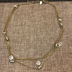 Lia Sophia Gold Necklaces